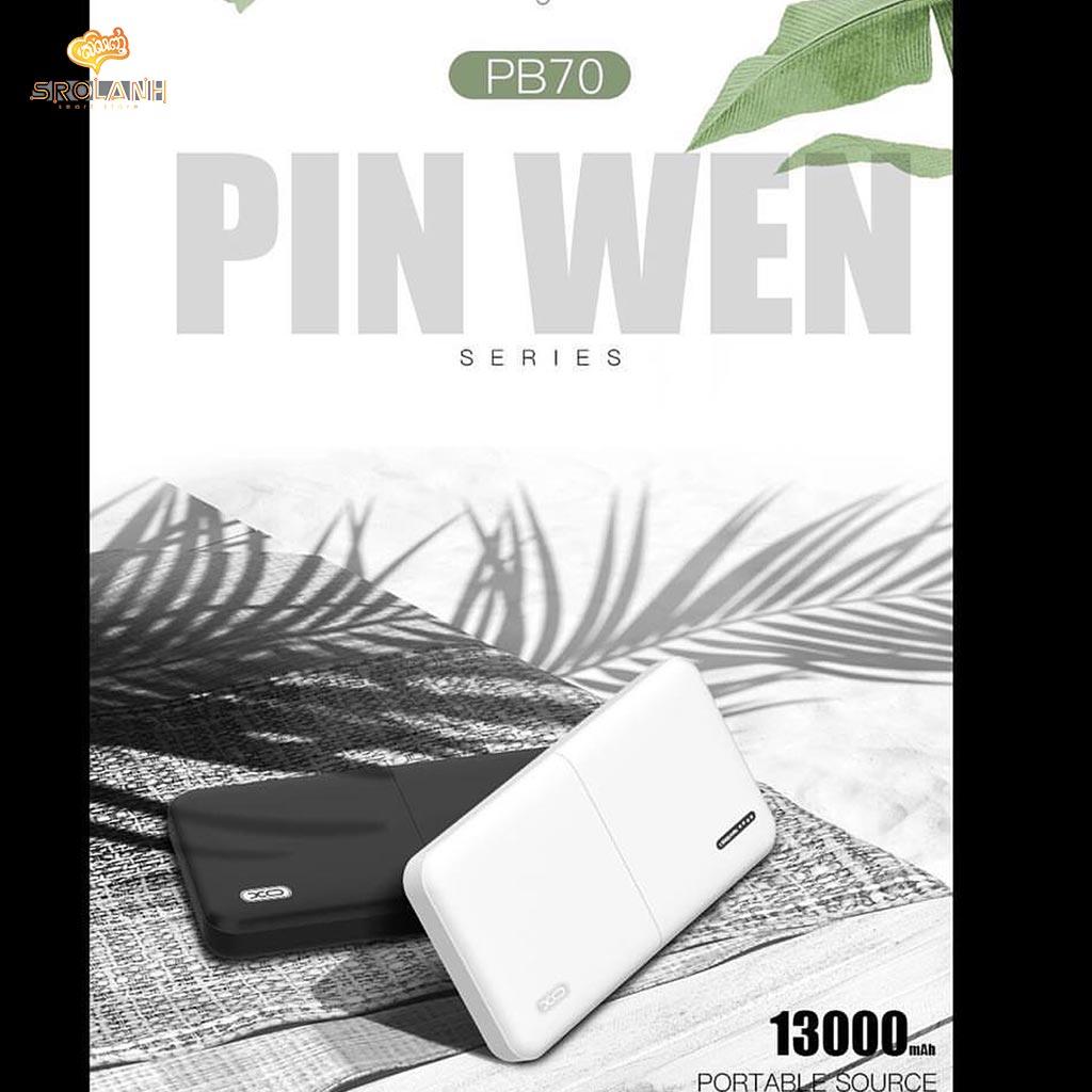 PB70 power bank 13000 mah