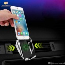 LIT The 10W Full Auto Smart Wireless Car Holder(Air Condition) CMSENS-C0A