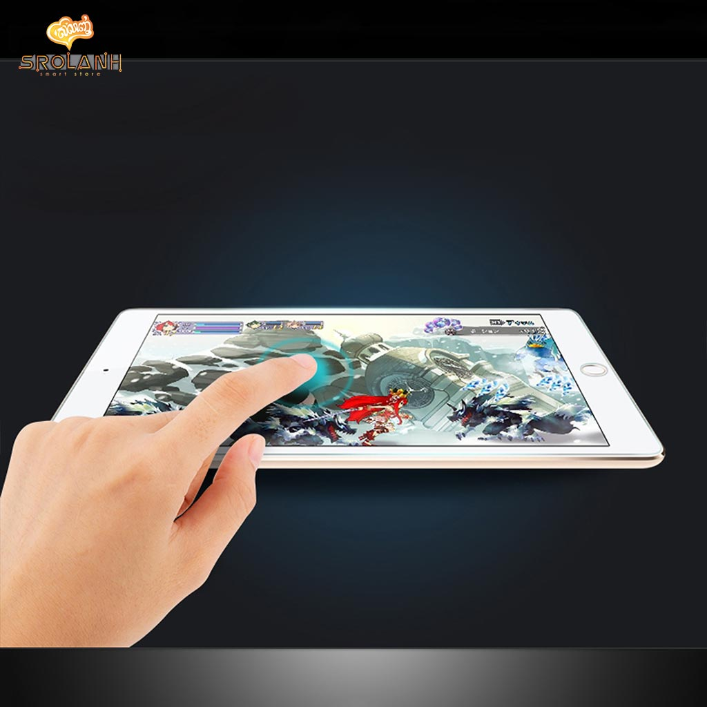 LIT The 0.3mm transparent tempered glass film unti bluelight for iPad 2/3/4 9.7inch GTIPDA-H02