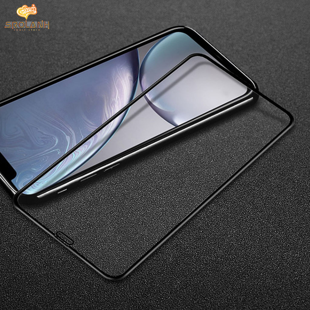 LIT Glass premium tempered 6D for iPhone XR
