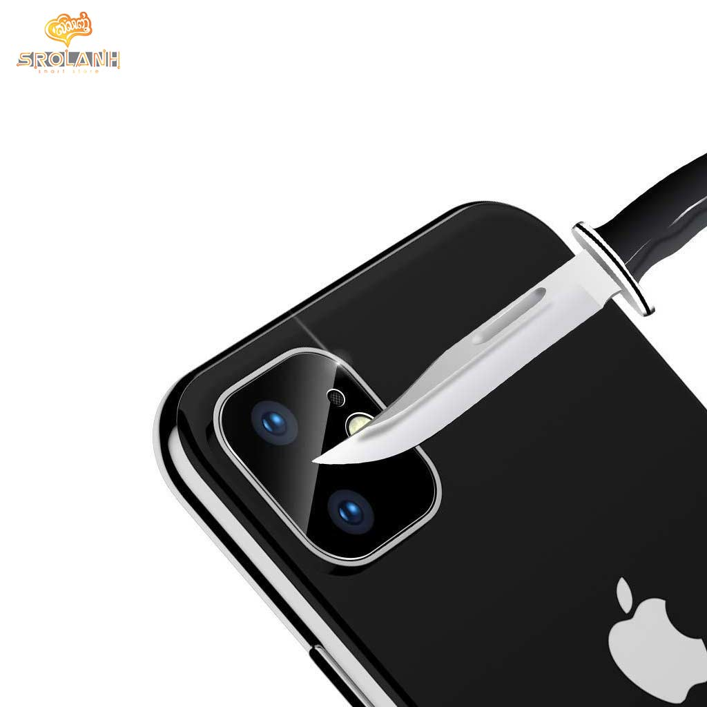 LIT The tempered glass for camera lens for iPhone 11
