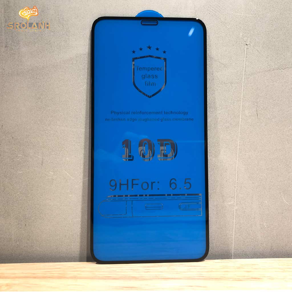 LIT The Full screen Anti-peeping 6D tempered glass GTIPXI-AT01 for iPhone 11 Pro Max