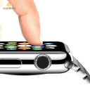 LIT The full screen titanium alloy tempered glass For Apple Watch 42mm GTIW42-TA0R