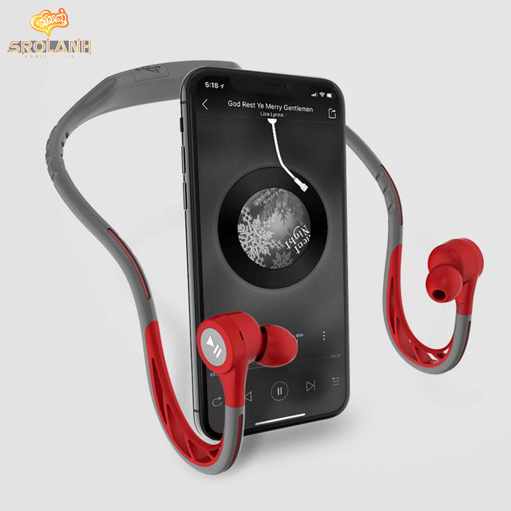 Remax Sports bluetooth earphone RB-S20
