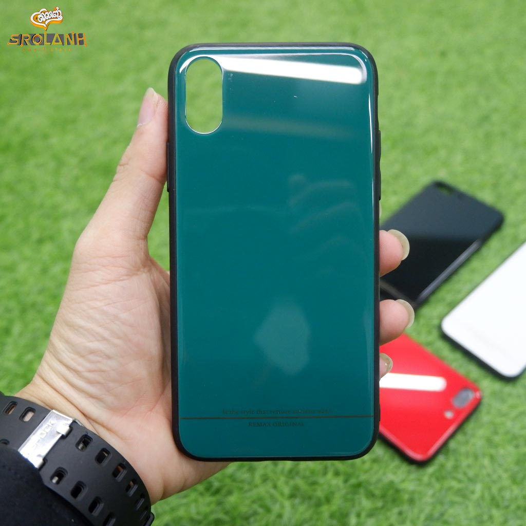 REMAX Yarose Series Phone Case RM-1653 For iPhone X