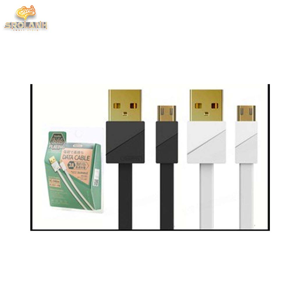 Remax Gold plating 3A for Micro RC-048m