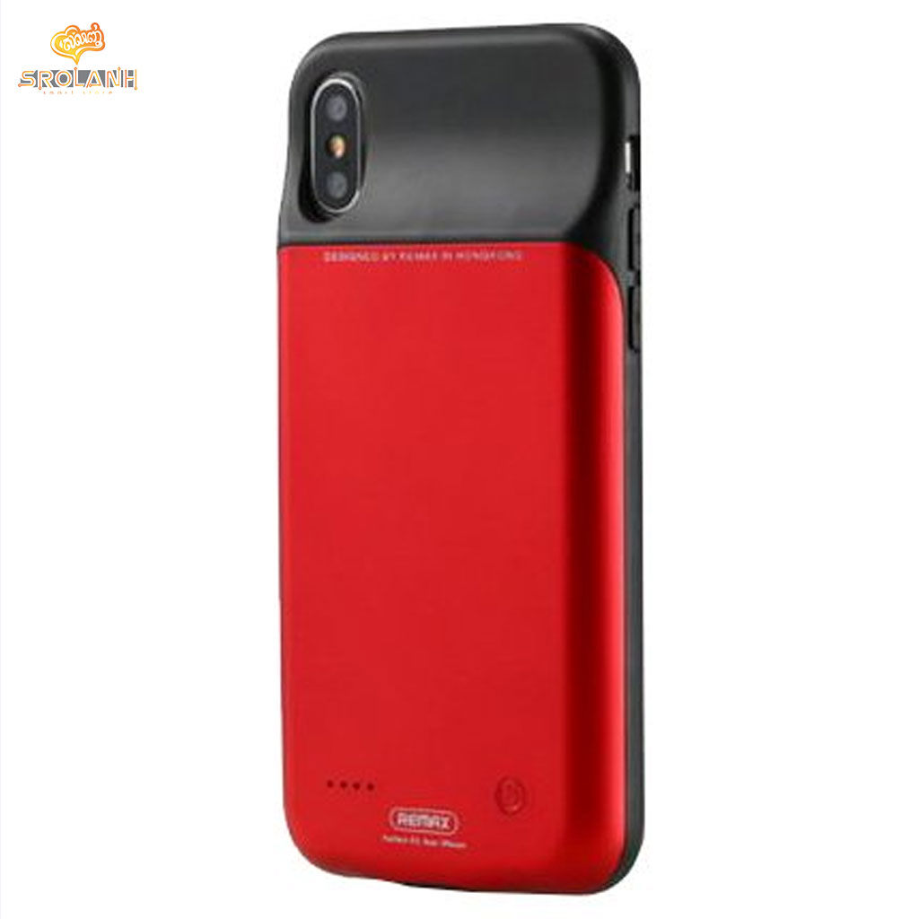 Remax Penen series 2.0 Rechargeable Battery Case for iPhone X 3200mAh PN-04