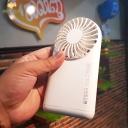 Joyroom K-cool series 2-in-1 emergency power supply+fan 5000mAh D-m192