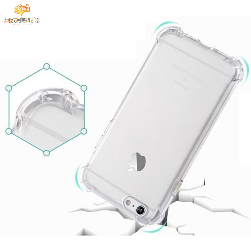 Anti-burst case for iPhone 6/6S Plus