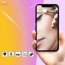 LIT The mirror tempered glass GTIPXS-MR03 for iPhone XR