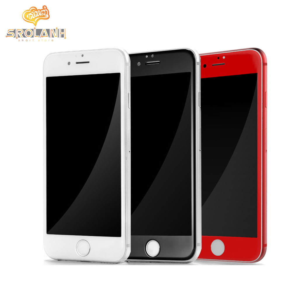 REMAX Caesar 3D tempered glass for iPhone 7/8 plus