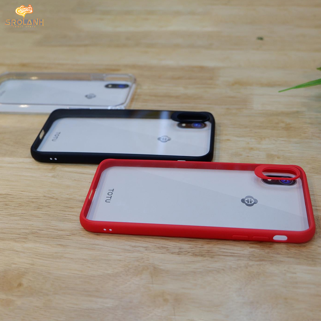Totu crystal color series for iPhone XR(-004)
