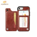 Fashion case with credit card for iPhone 6/6S Plus