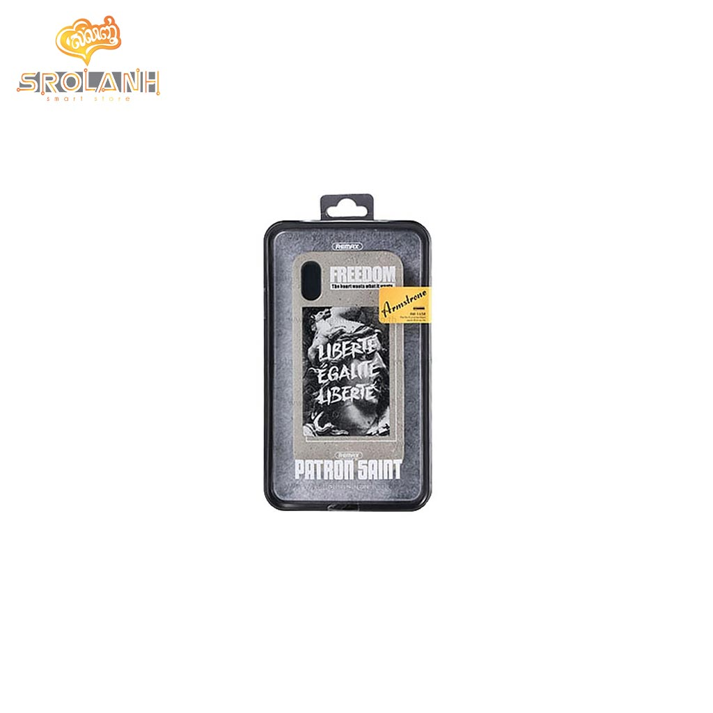 REMAX Armstrone Series Phone Case RM-1638 For iPhone X-01