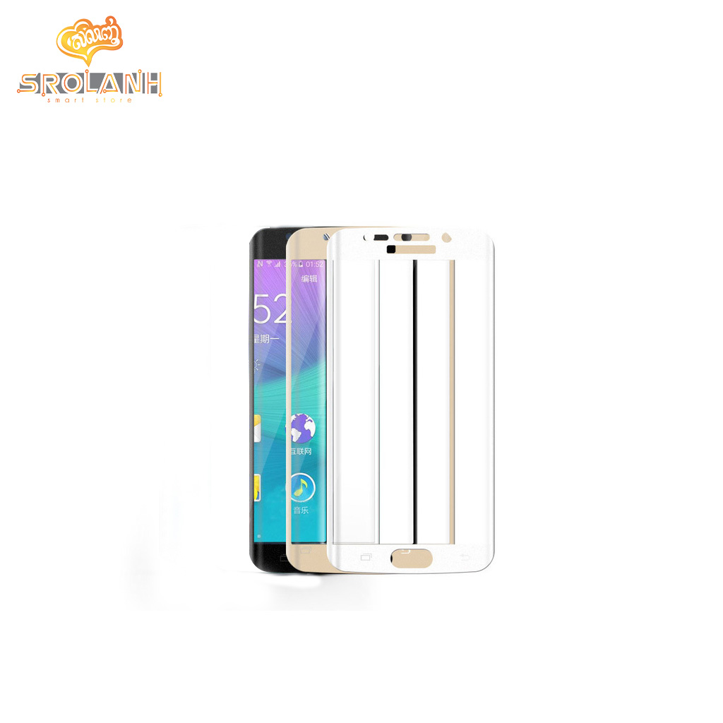 Top Series S7 edge 3D Curved tempered glass