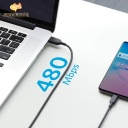 ANKER Power Line III USB-C to USB-C Cablel 3ft/0.9m