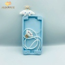 Cartoon Soft Case with lanyard Cinnamoroll for Iphone 6/6s plus