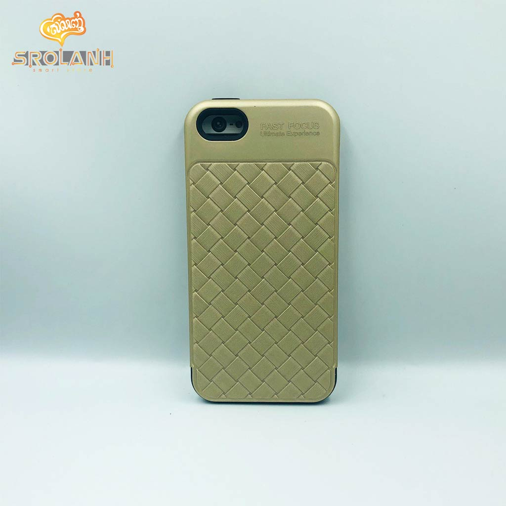 Fashion case fast focus for iPhone 5