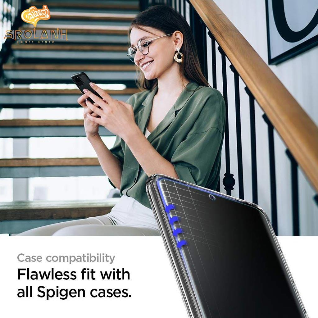 Spigen NEOFLEX Premium Optical Full Coverage for Samsung Note 20 Ultra
