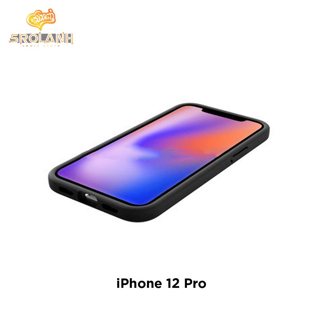 Carton Fiber Phone Case for iPhone 12/12 Pro