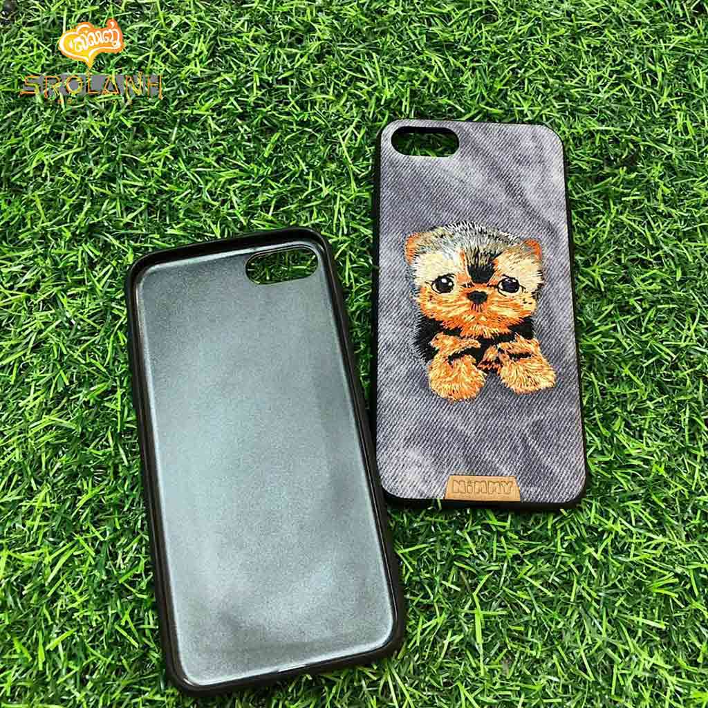 Cell phone Leather case Nimmy dog for iphone7