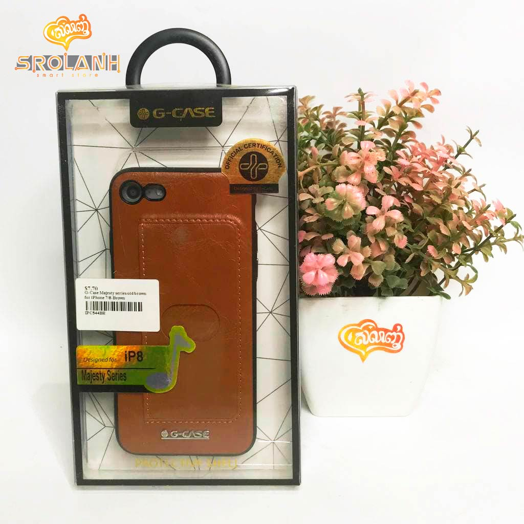 G-Case Majesty series for iPhone 7/8