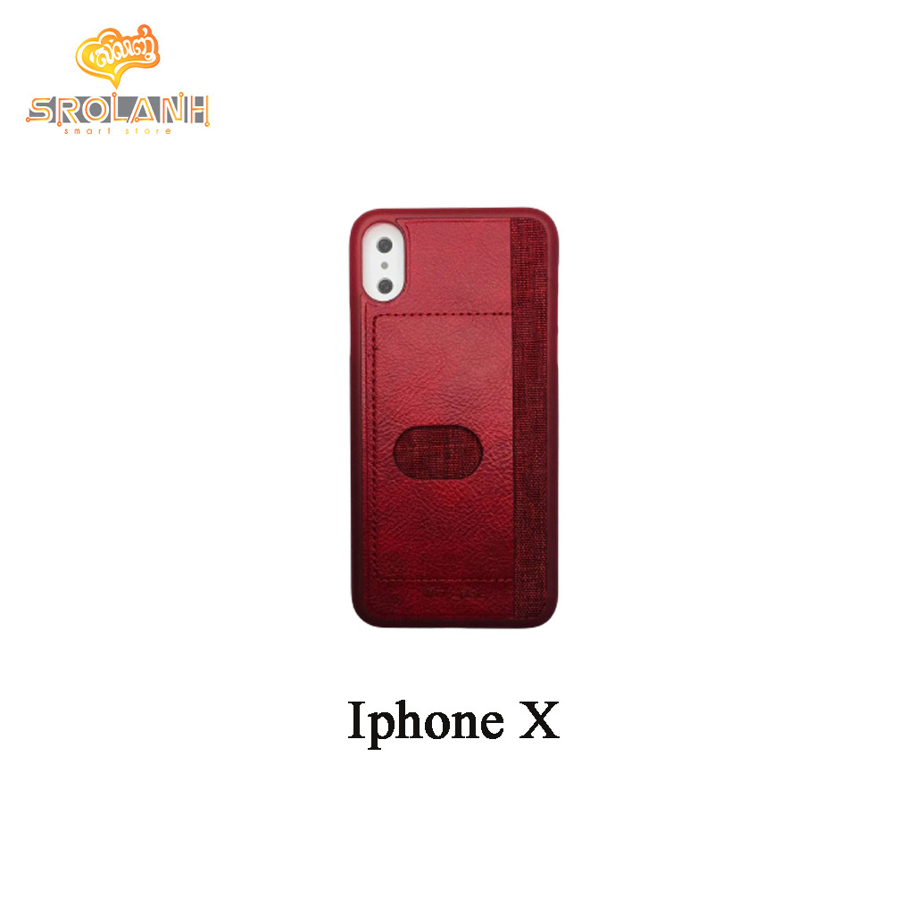 G-Case fashion canvas series for iPhone X