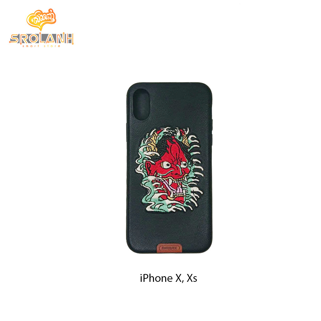 REMAX Yokosuka case RM-1636 for iPhone X-A Koifish