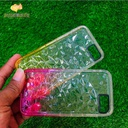 Fashion case crystal style with two color for iPhone 7/8