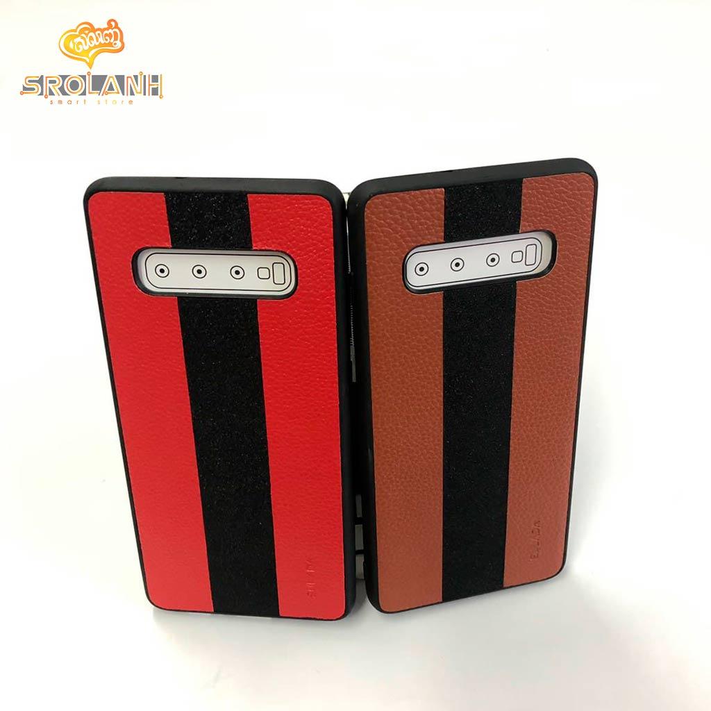 Sulada line center style case for Samsung S10 Plus