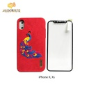G-Case Cute Series-couple Pavo For Iphone X