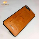G-Case Majesty series new brown for iPhone 7/8 plus-Brown