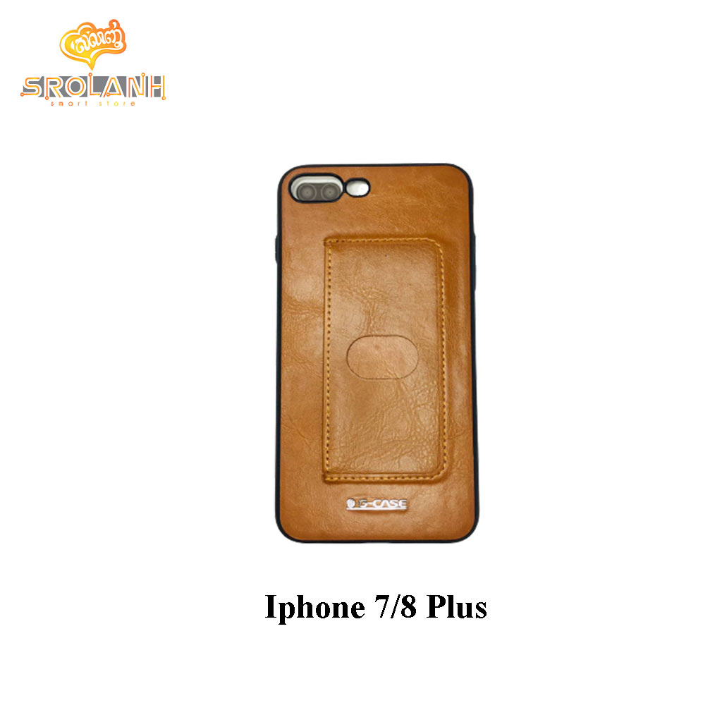 G-Case Majesty series old brown for iPhone 7/8 plus