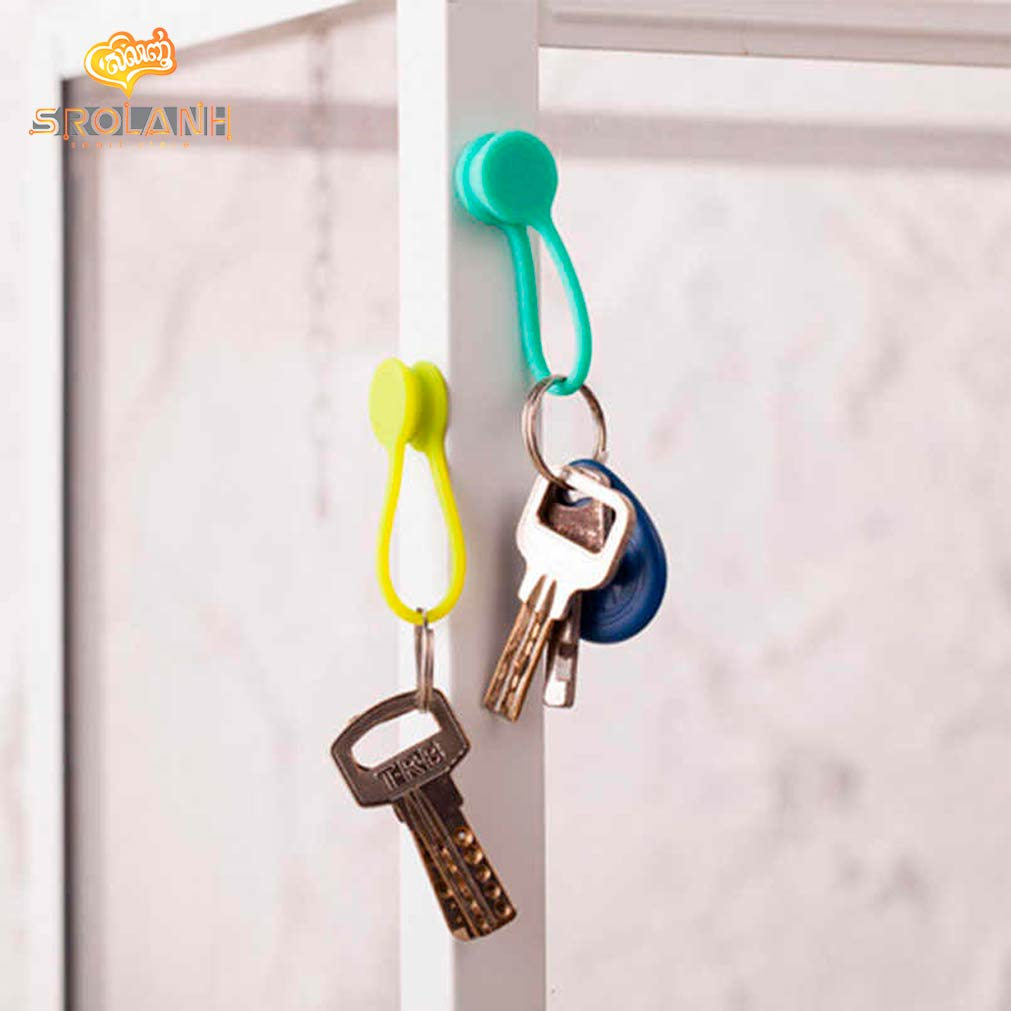 Cable Organizer Magnetic Cord Winder