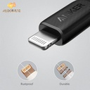 ANKER Power Line III USB-A Cable with Lightning Connector 3ft/0.9m