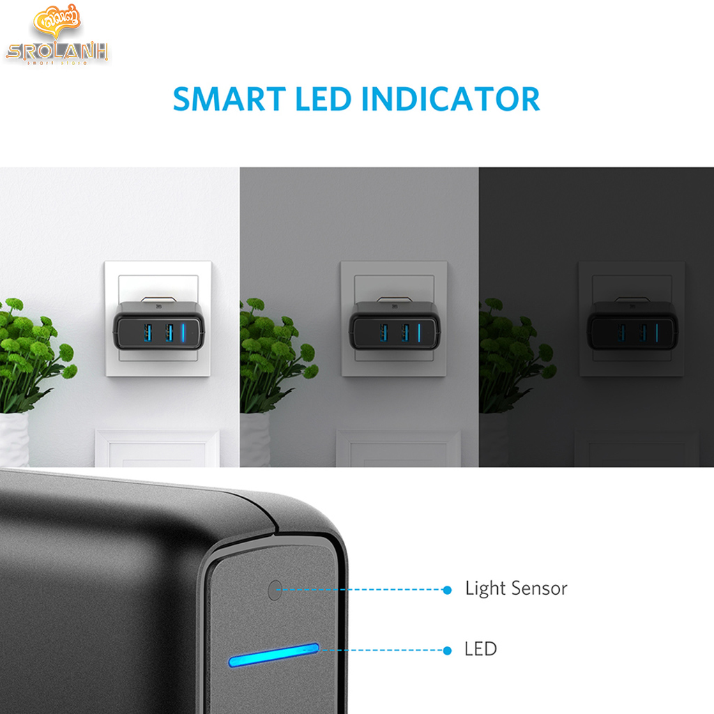 ANKER Power Port Speed 2 Quick Charge