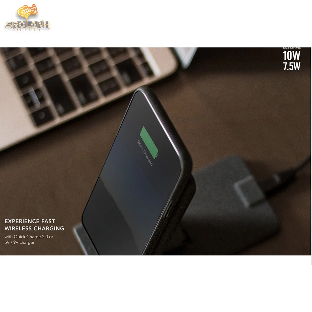 UNIQ Vertex Foldable Fast Wireless Charger 10W