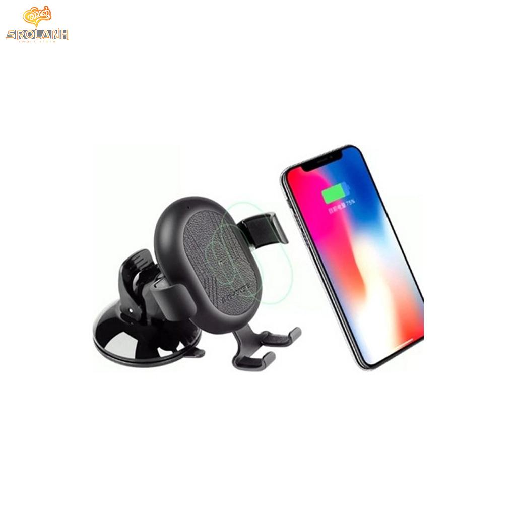 G-case wireless charging car phone holder WCPH01