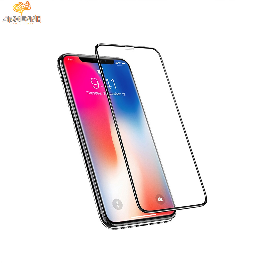 LIT Glass premium tempered 3D for iPhone XR