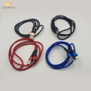LIT The Cylinder Composite Nylon Data Cable 1M for Type-C CNDB-T09