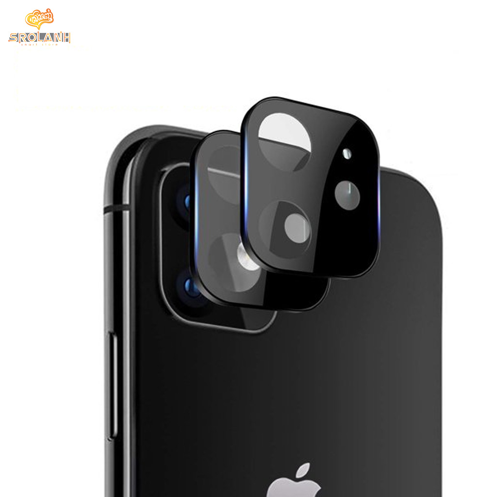 LIT The Titanium Alloy Tempered Glass Camera Lens For iPhone 11 GTIPXR-TC01