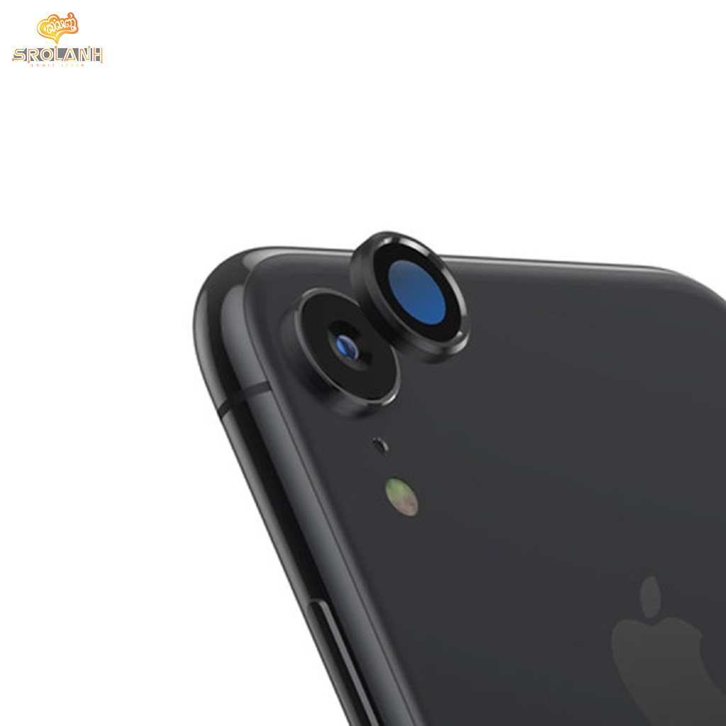 LIT The Titanium Alloy Tempered Glass Camera Lens For iPhone XR GTIPXR-TC01
