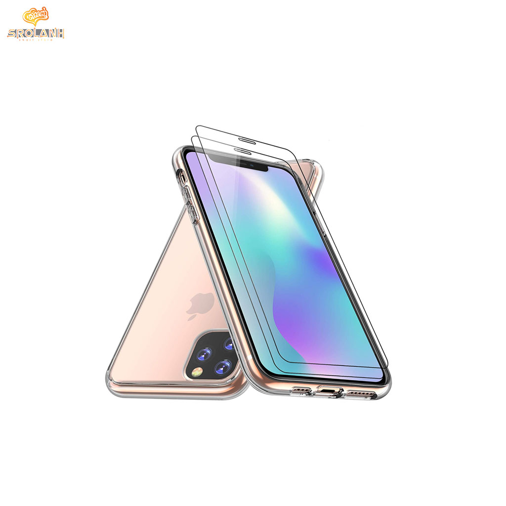 LIT The transparent HD tempered glass GTIPXI-TH01 for iPhone 11 Pro