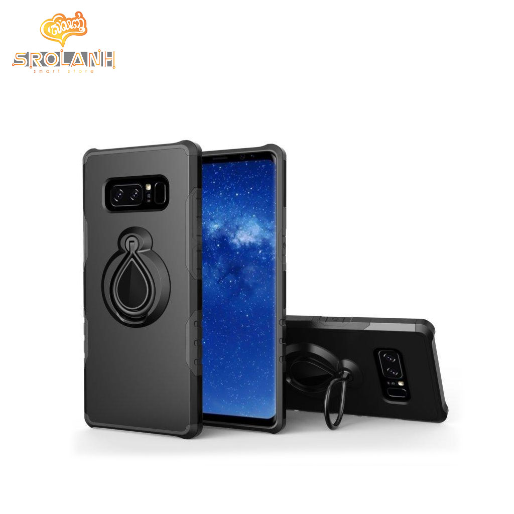 Magic color ring case for Samsung Note 8