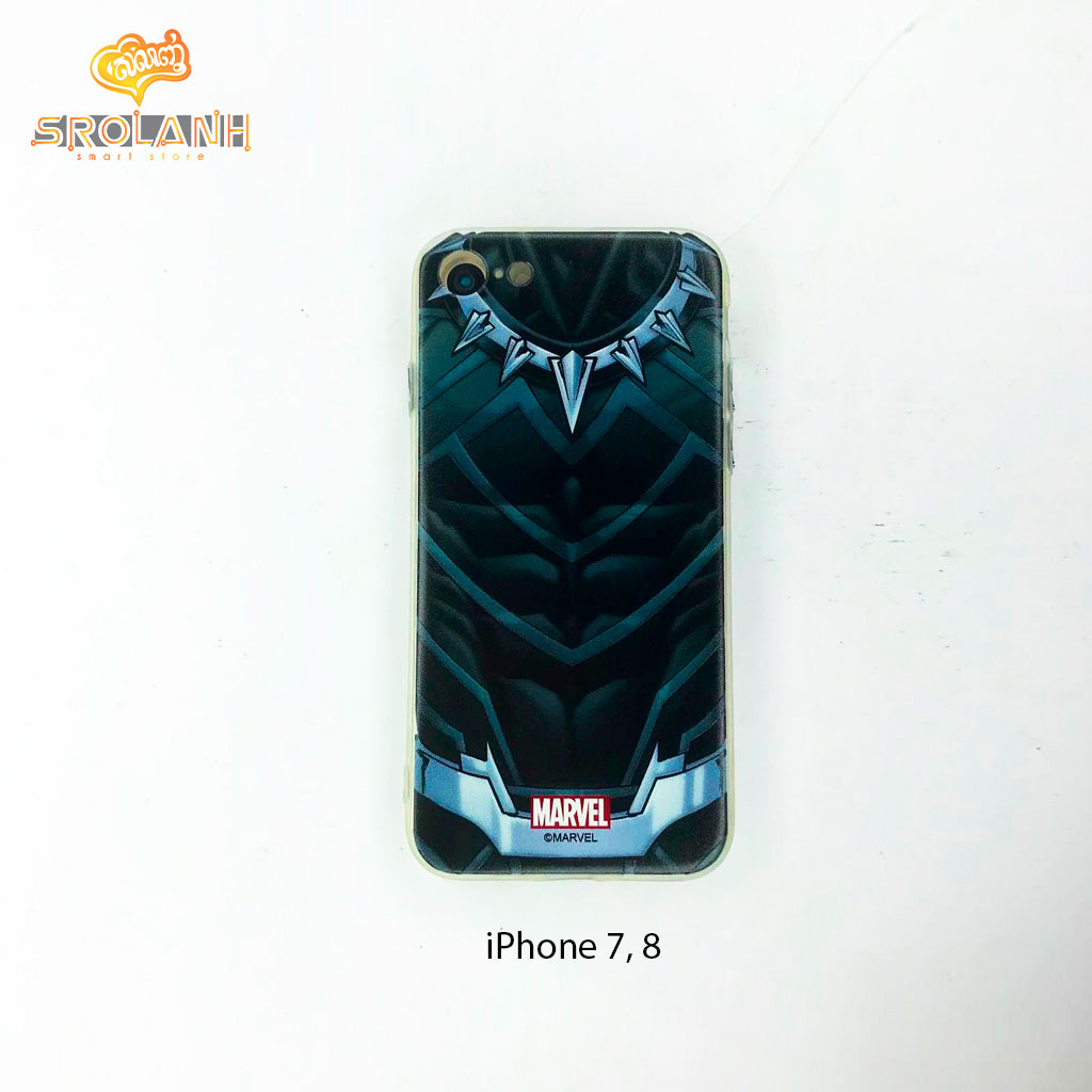Marvel-Power series phone case Black panther for iPhone 7/8
