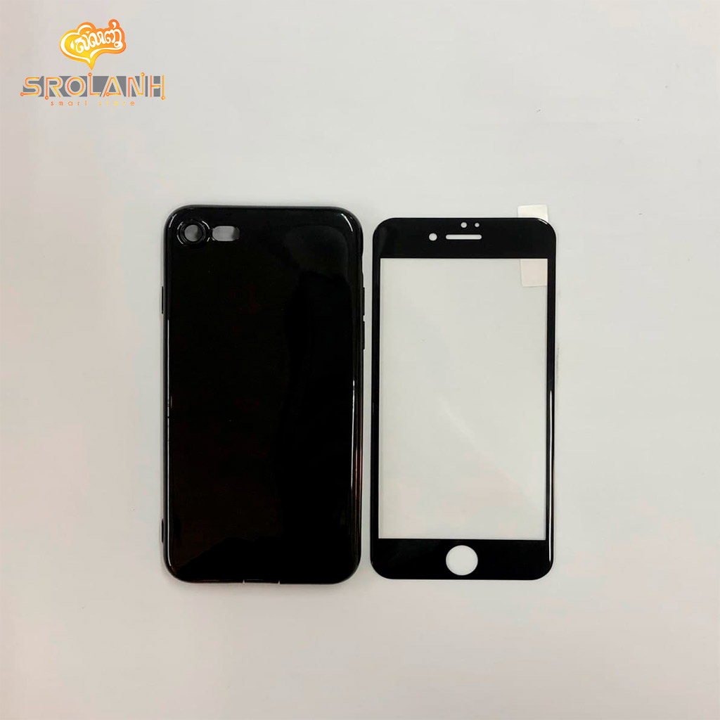 Phone accessories Case+Screen+Ring for iphone7