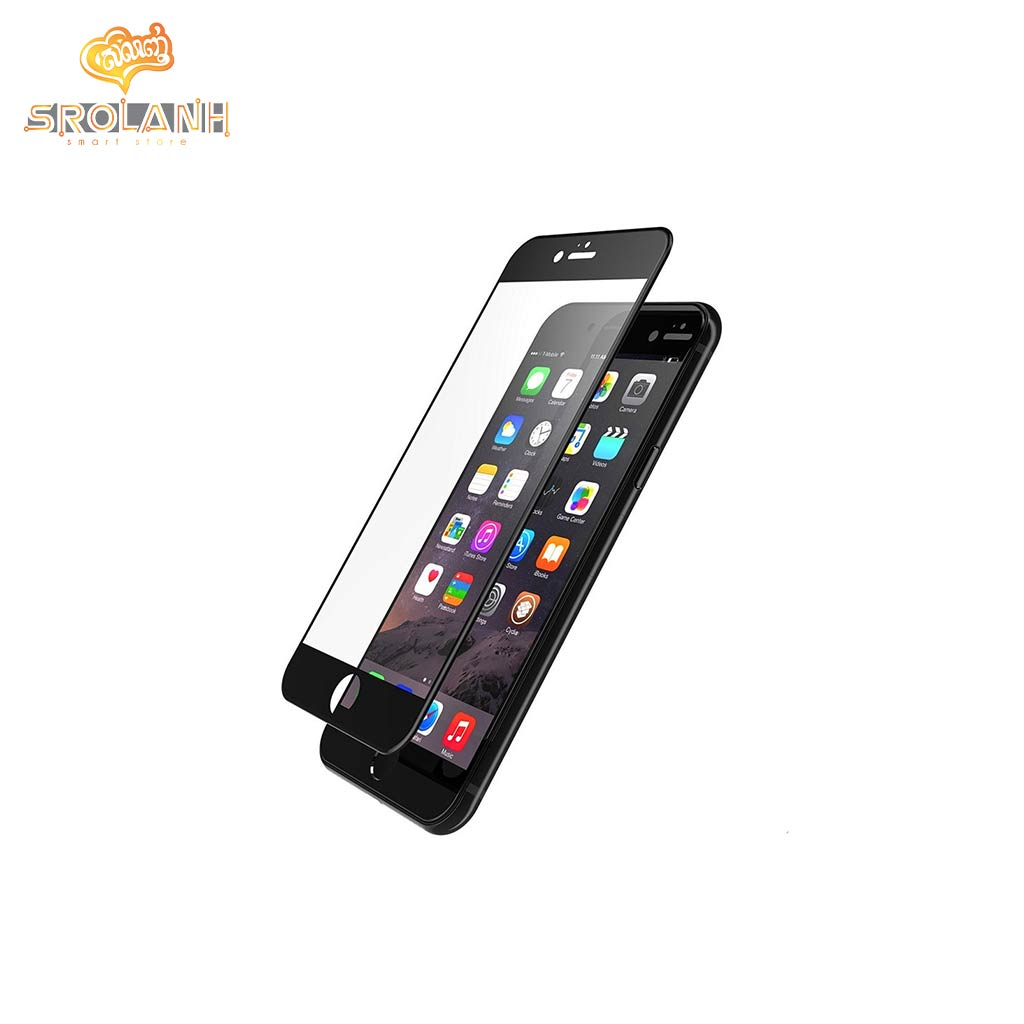 REMAX Gener 3D Full Cover Curved Edge Tempered Glass iPhone 6/6s