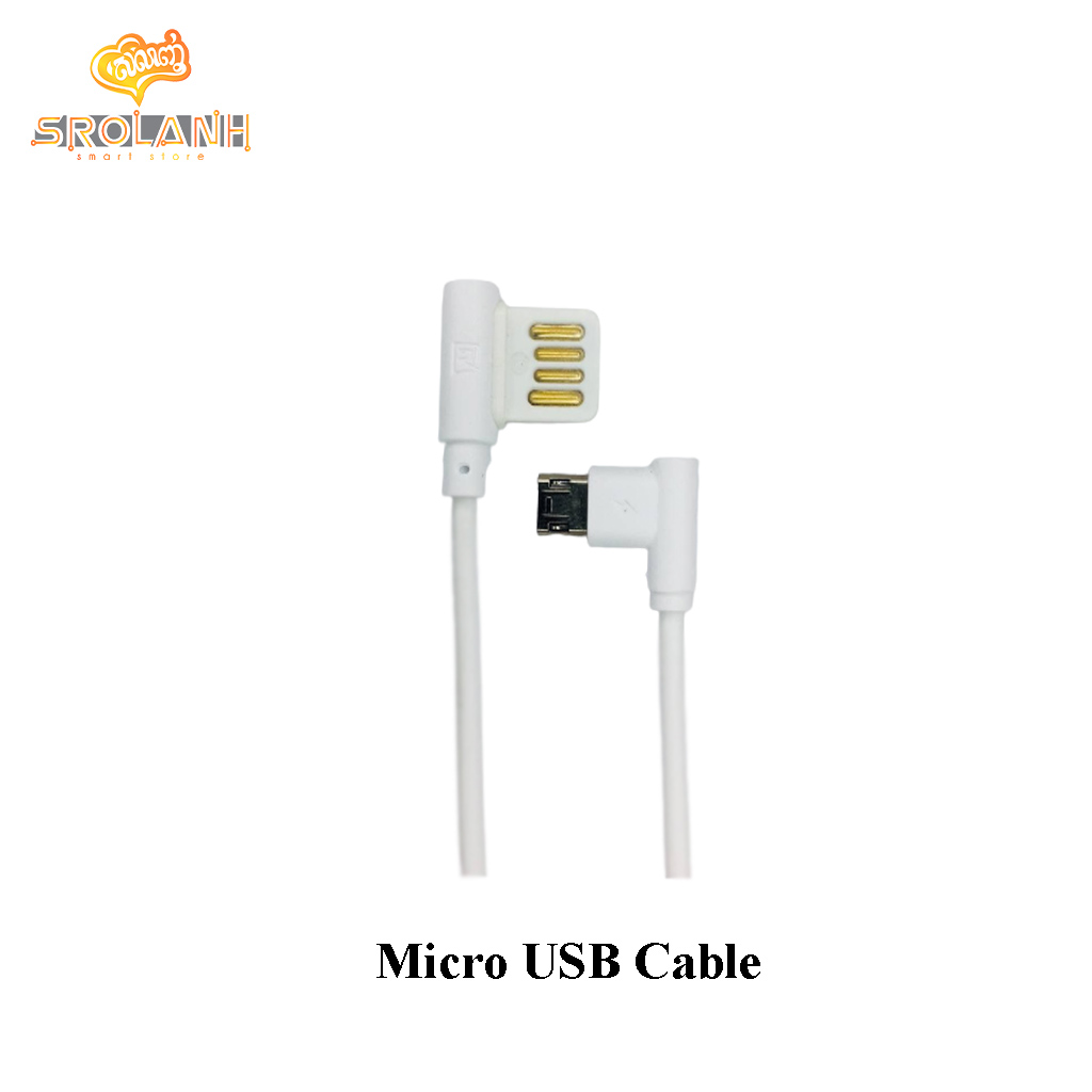 Remax AXE Data Cable for Micro USB RC-083m (Length: 1.8M)