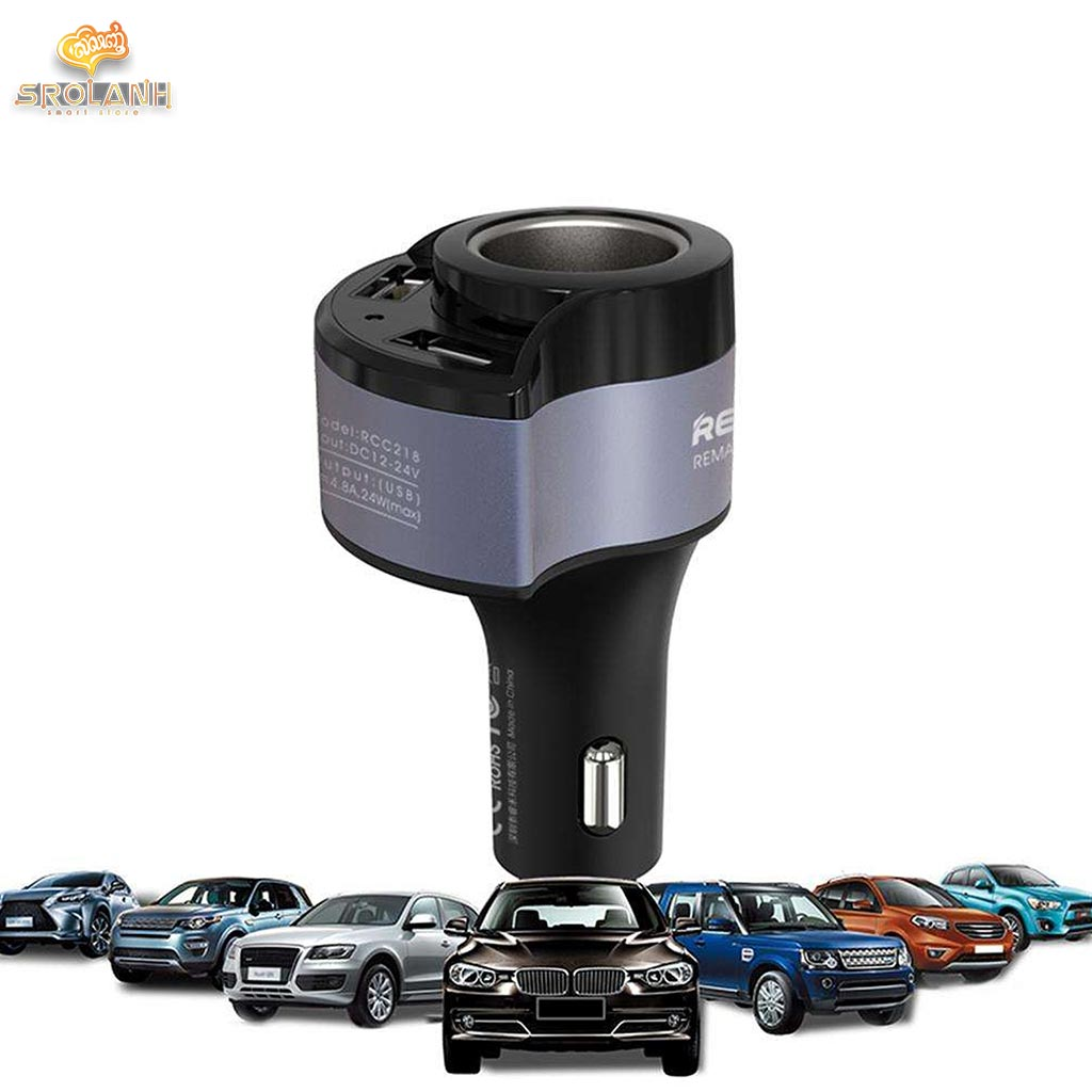 Remax CAR CHARGER Journey Series RCC218