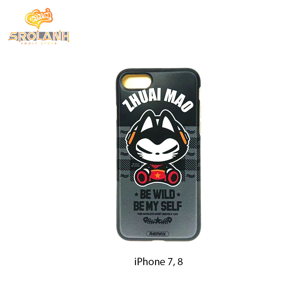 REMAX Zhuai mao IML case for iPhone7-ZM012